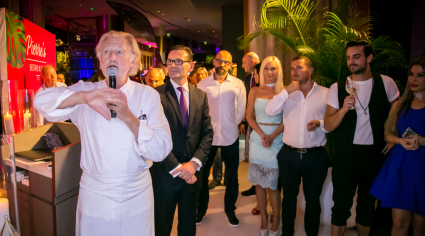 PHOTOS: Launch of Pierre's Bistro & Bar