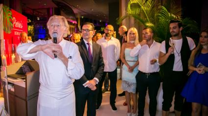 PHOTOS: Launch of Pierre's Bistro & Bar