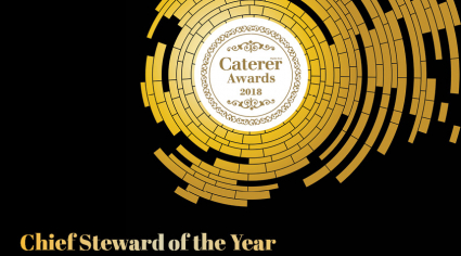 Caterer Awards 2018 shortlist: Chief Steward of the Year