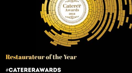 Caterer Awards 2018 shortlist: Restaurateur of the Year