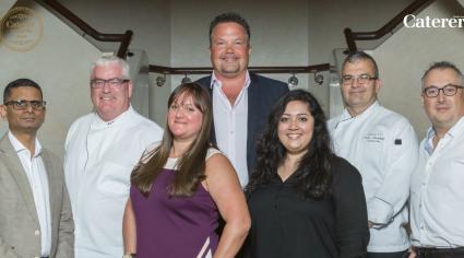 VIDEO: Meet the Caterer Awards 2018 judges
