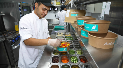 Deliveroo launches second Deliveroo Editions service in Business Bay