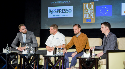 Caterer Middle East Food & Business Conference panels revealed