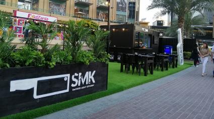 SMK opens second Dubai location