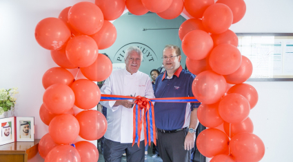 Ronai officially launches Dubai showroom with celeb chef Brian Turner