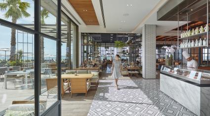 The Bay at Mandarin Oriental Jumeira, Dubai hosting two Eid buffets