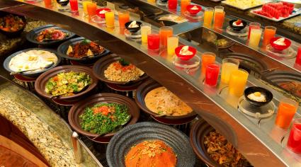 Special Eid Al Fitr buffet at Kaleidoscope at Atlantis The Palm