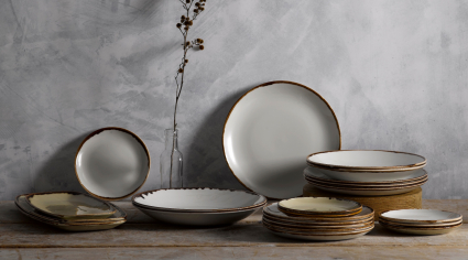 Ronai to distribute Dudson chinaware in Middle East