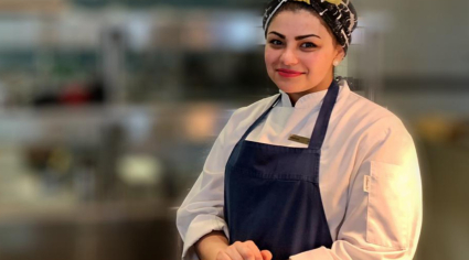 Female Saudi chef wins Kitchen Hero of the Year award
