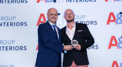 Matt Connell scores hat-trick for Bull&Roo at Caterer Middle East Awards