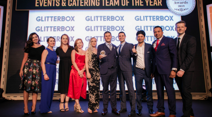 Capital Hospitality races to victory at Caterer Middle East Awards 2019