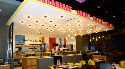 Two American chains open at City Centre Fujairah