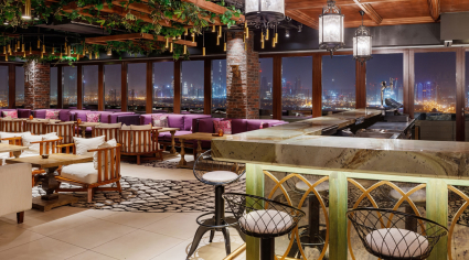 Eve Penthouse at Hyatt Regency Dubai Creek Heights gets summer roof