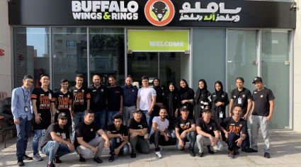 Buffalo Wings & Rings opens third Jeddah outlet