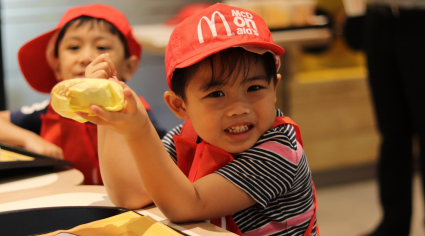 McDonald's UAE launches summer camp for kids