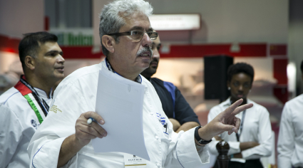 Chefs pressured to prioritise aesthetics over taste, says Emirates Culinary Guild president