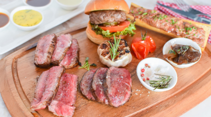 French bistro launches steak 'n' grape night
