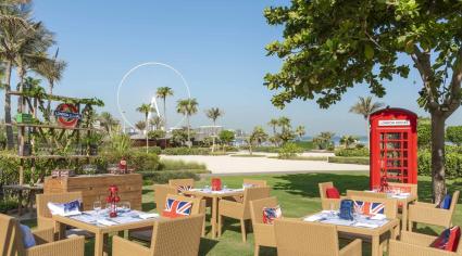 The Ritz-Carlton, Dubai's London Social Brunch is back
