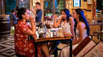 Horror quiz month at Dubai's Publique restaurant