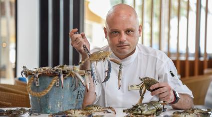 Al Baleed Resort Salalah by Anantara appoints new executive chef