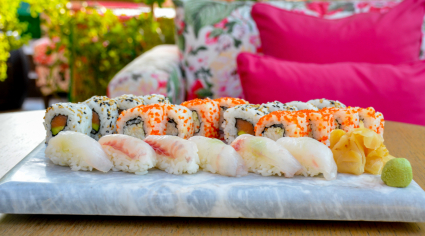The Merchant House, Bahrain launches sushi nights