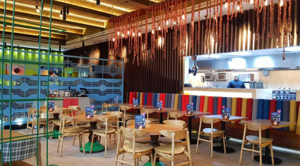 Nando's opens at Jeddah's Mall of Arabia