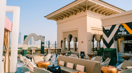 Mercury Lounge reopens at Four Seasons Resort Dubai at Jumeirah Beach