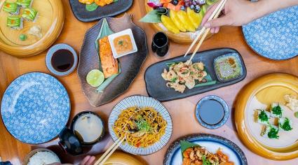Taikun recreates streets of Tokyo for new brunch