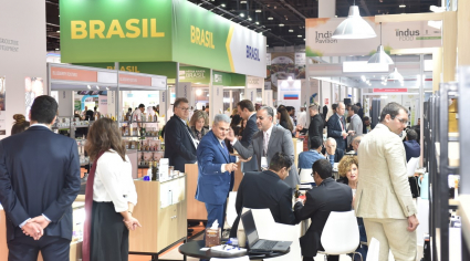 Record attendance for SIAL Middle East 2019
