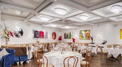 Photos: Fairmont Dubai's Bistrot Bagatelle introduces new menu