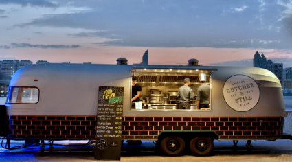 Four Seasons Hotel Abu Dhabi launches Butcher & Still food truck