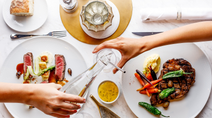 PHOTOS: Dishes from newly opened The Restaurant at Address Sky View in Dubai