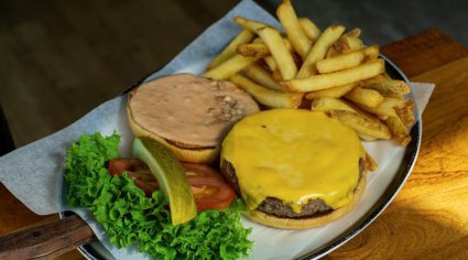 Impossible Burger now available at Black Tap UAE