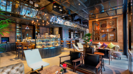 Bistro-deli opens at new Taj Jumeirah Lakes Towers