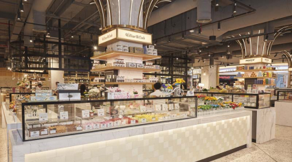 Photos: Depachika Food Hall in Nakheel Mall