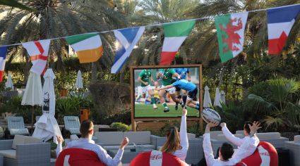 PHOTOS: 6 Nations rugby matches to be shown at Wavebreaker Bar in Hilton JBR