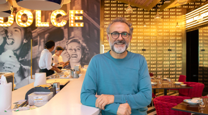 Massimo Bottura returns to W Dubai restaurant this February