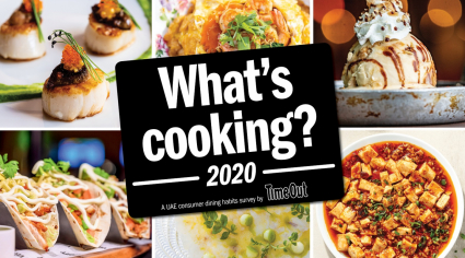 Time Out launches dining habits survey