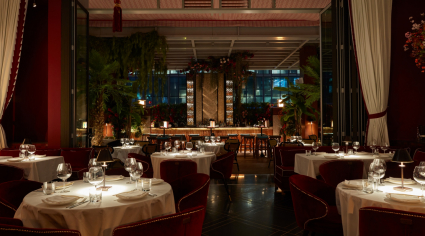 Dubai's Shanghai Me voted best restaurant in the Gulf by Esquire Middle East