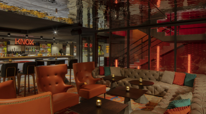 Underground bar opens at Andaz Dubai The Palm
