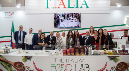 Top Italian chefs convene at Gulfood to promote sustainability