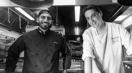 Emirati chef Khaled Al Saadi to join Ray's Grill for four-hands dinner