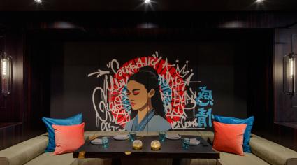 Japanese street food venue opens at Andaz Dubai the Palm