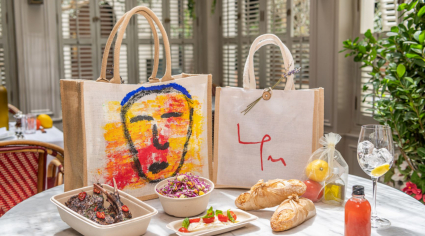UAE's fine dining favourite LPM now available on Deliveroo