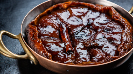 How to make tarte tatin from Brown's Hotel