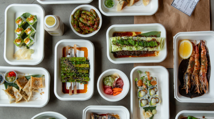 Rainer Becker's Dubai outpost of Roka is now delivering