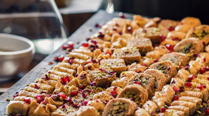 In pictures: Iftar from Dubai's Kempinski Hotel Mall of the Emirates
