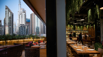 Spotlight on Roka at ME Dubai