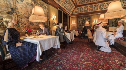 Michelin-starred restaurant to use mannequins during social distancing