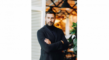 The Maine restaurateur to host cooking show with Grazia Middle East